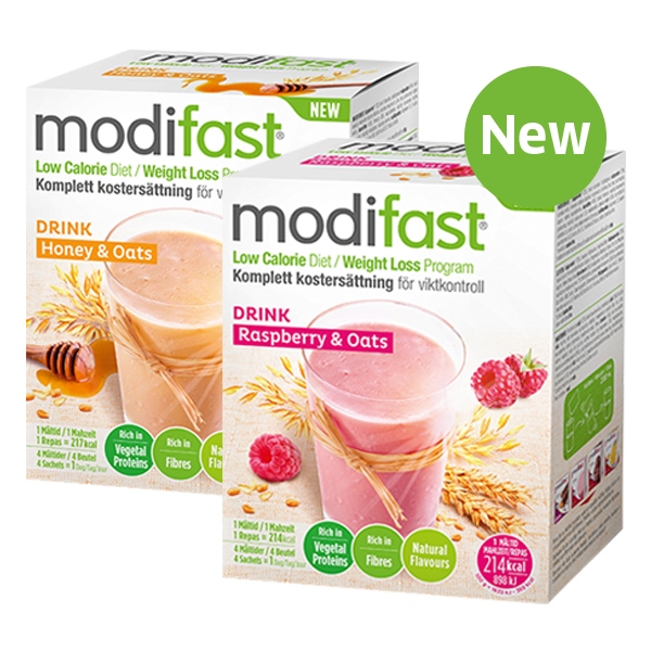 Modifast Natural* Oat Drinks