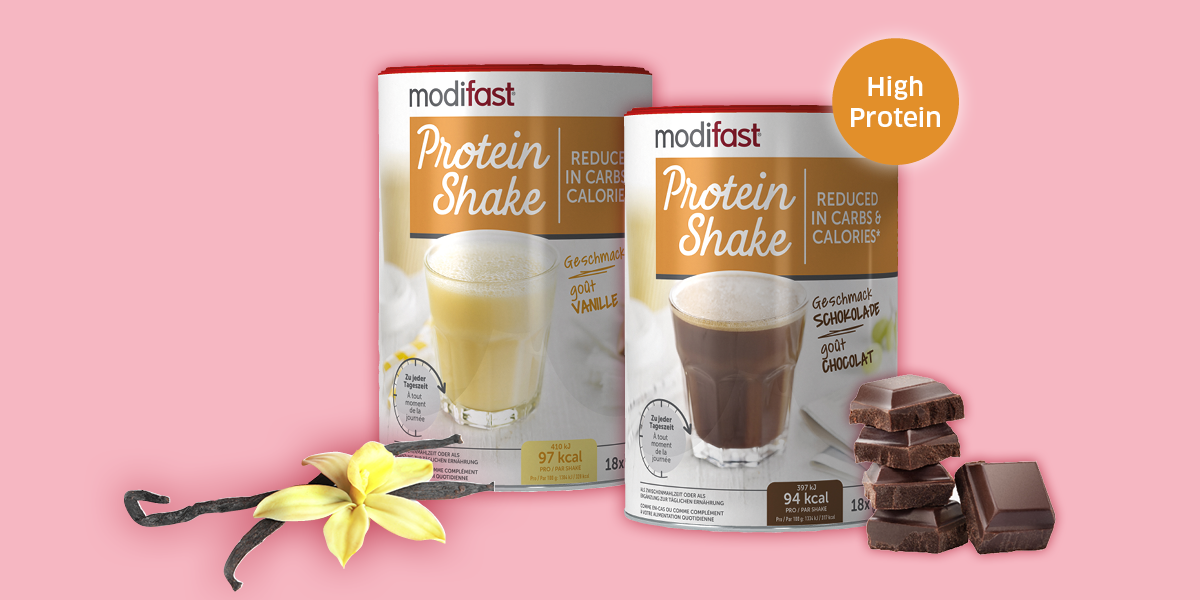 Modifast Protein Shakes