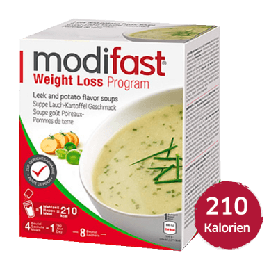 Suppe Modifast Lauch-Kartoffel Suppe